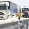 Winter storm strands thousands of motorists overnight in eastern Europe – NBCNews.com (blog)