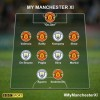 Rooney not in your combined Manchester XI