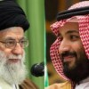 Iran hits back over Saudi's prince's 'Hitler' comment