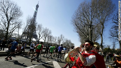 A series of sports and cultural events help energize Paris as spring arrives.