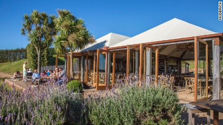 Mudbrick: Top-notch cuisine and gorgeous views.